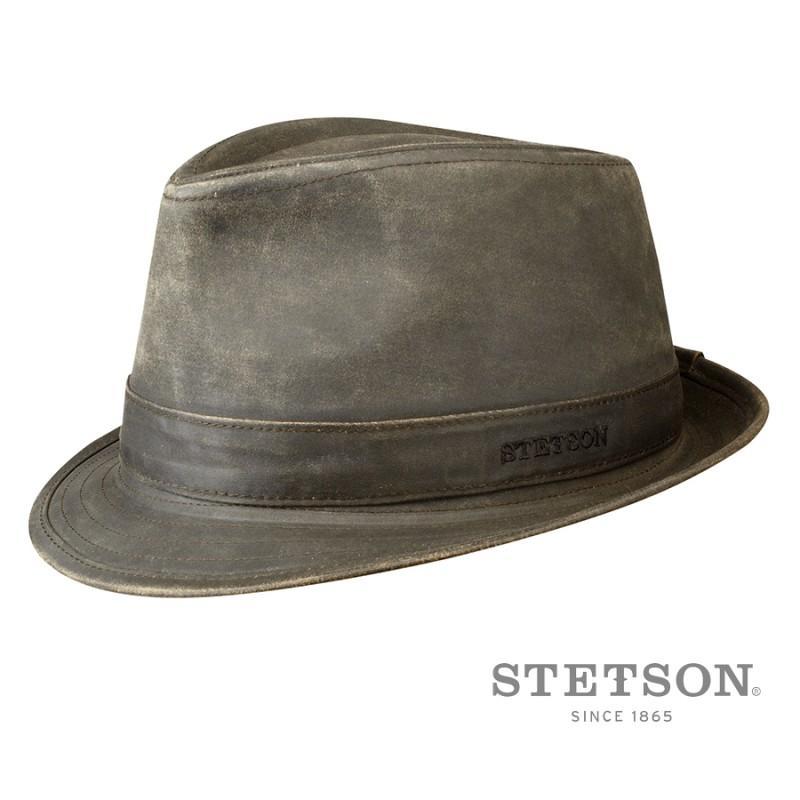 Chapeau Stetson odessa trilby CO/PE 1131101