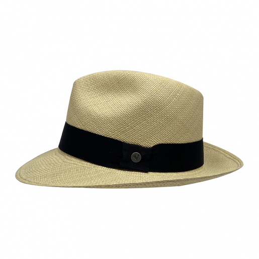 Chapeau Panama Fédora-Jeff-Chapeau victor naturel pro2