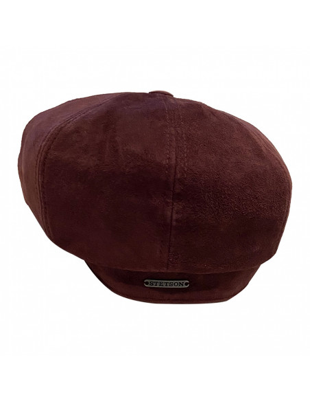 Casquette Hatteras Nubuck By Stetson DOS