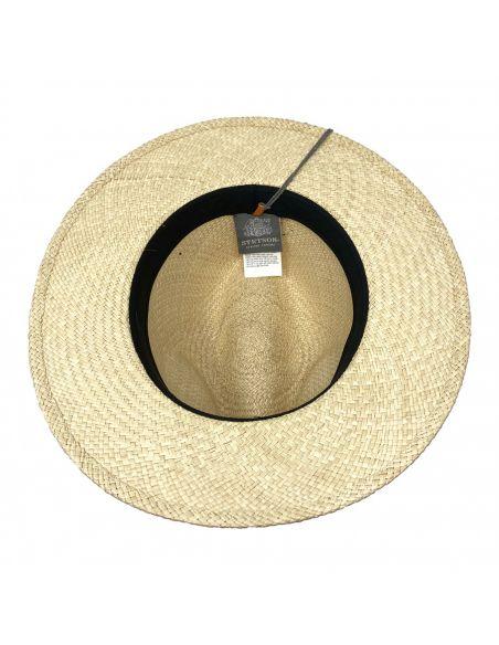 Chapeau Traveller Panama - Stetson intérieur
