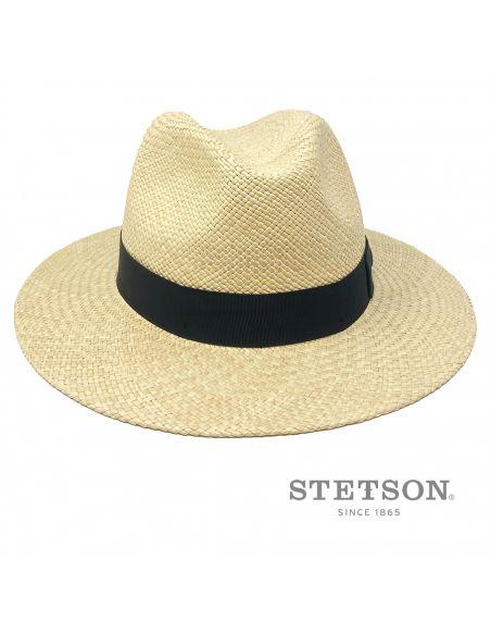 Chapeau Traveller Panama - Stetson face