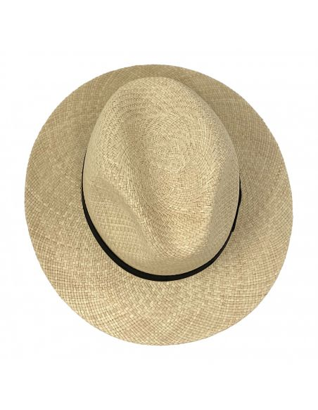 Chapeau Traveller Panama - Stetson haut