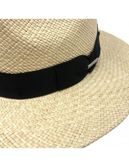 Chapeau Traveller Panama - Stetson detail