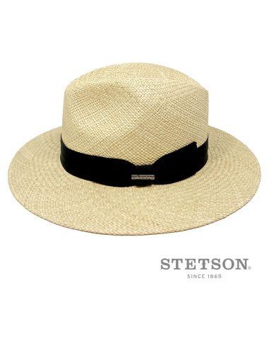 Chapeau Traveller Panama - Stetson profile 1
