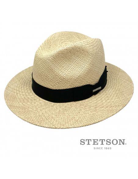 Chapeau Traveller Panama - Stetson profile 2