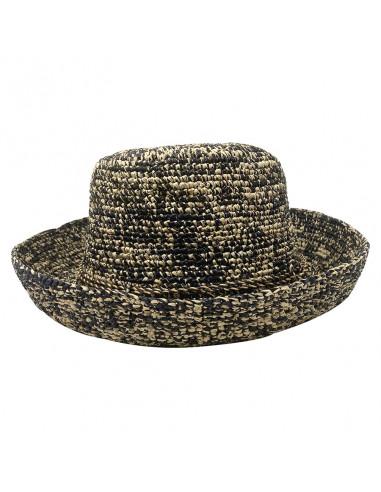 Cloche crochet Raphia