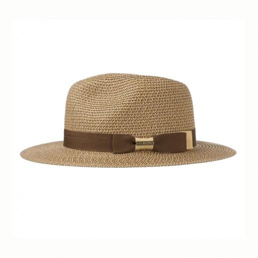 Chapeau Traveller Toyo -Stetson beige profile