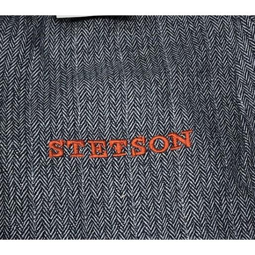 Casquette Panel pigskin cuir -Stetson- Intérieure