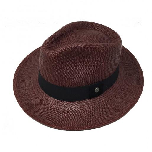 chapeau panama couleur
