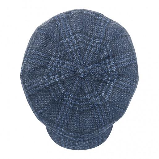 casquette stetson gavroche bleu