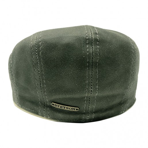CASQUETTE CUIR CHASSE