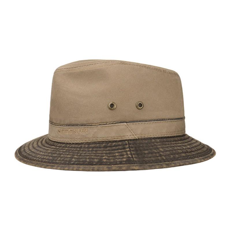 Chapeau Traveller Coton - Stetson
