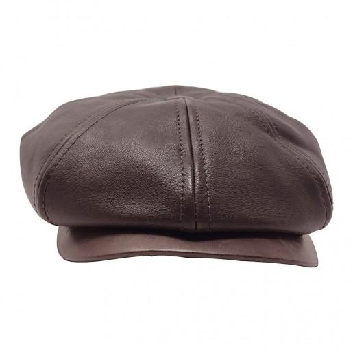 casquette stetson beret cuir