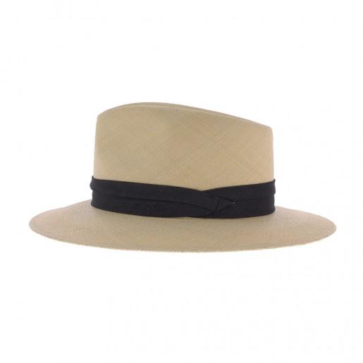 Chapeau panama Jefferson-Stetson-profil 2