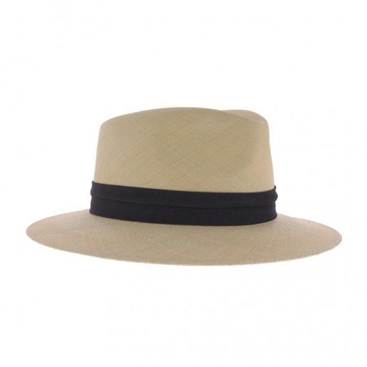 Chapeau panama Jefferson-Stetson-Profil 3