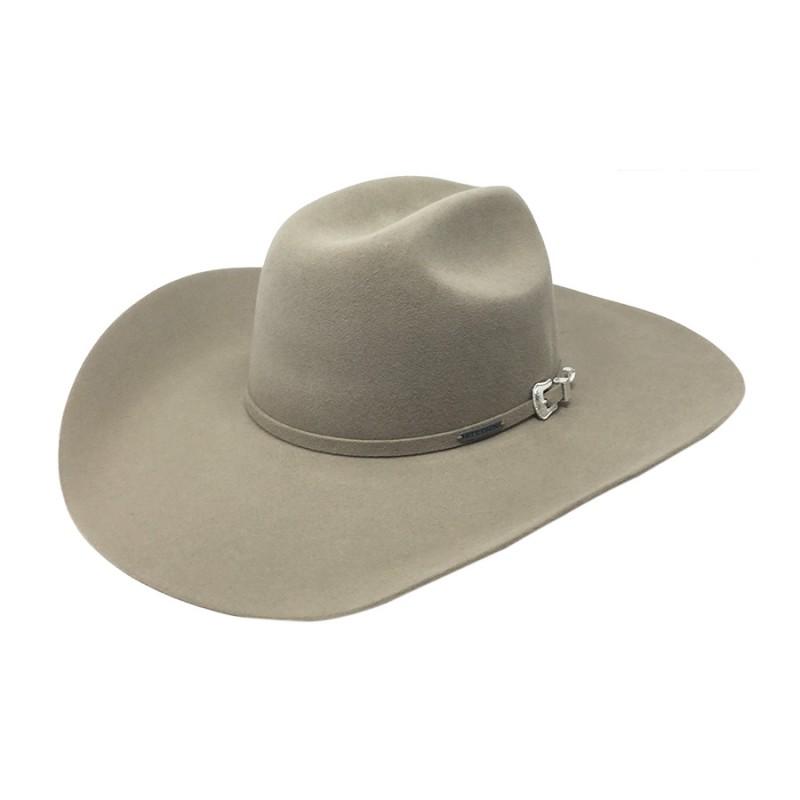Stetson chapeau western cowboy hiver beige