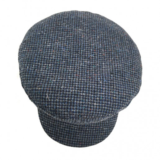 Stetson riders wool check chapellerie victor
