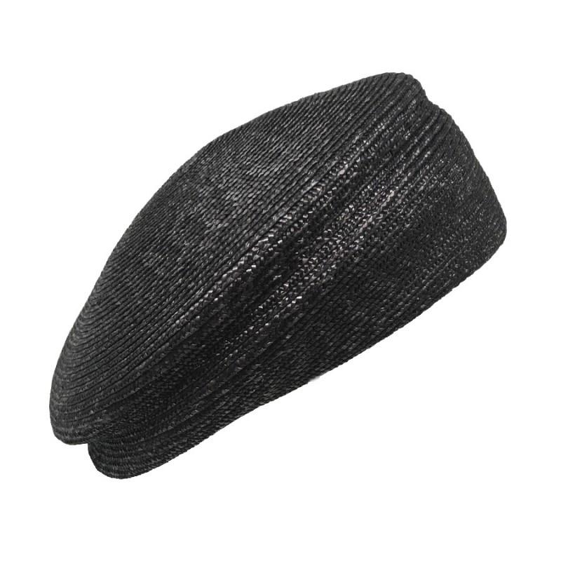 chapeau mariage cérémonie seeberger noir