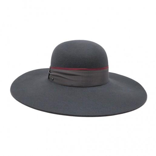Capeline Stetson chapeau femme hiver Furfelt