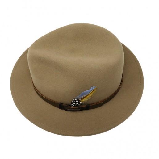 chapeau stetson pluie