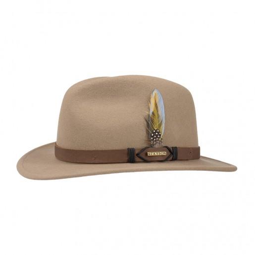 Stetson chapeau hiver traveller vitafelt
