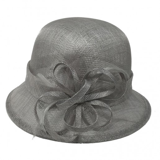 Chapeau cloche des années 20 signé Seeberger
