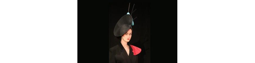 Chapeau de Luxe Céline Robert - Chapellerie Victor